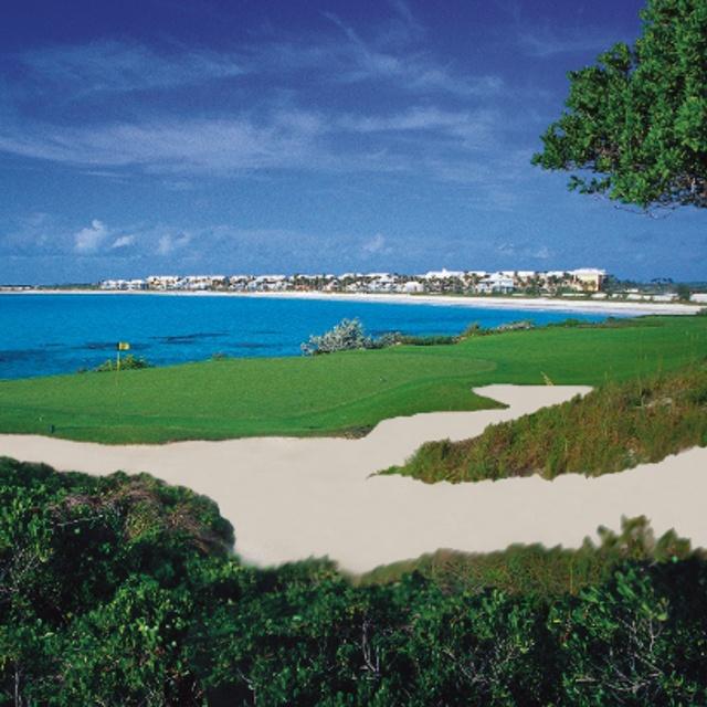 Golf at Emerald Bay