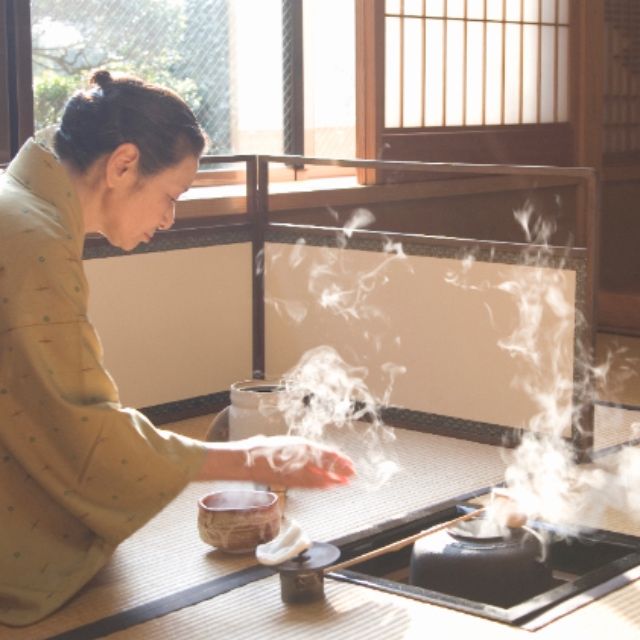 Participate in a Traditional Tea Ceremony