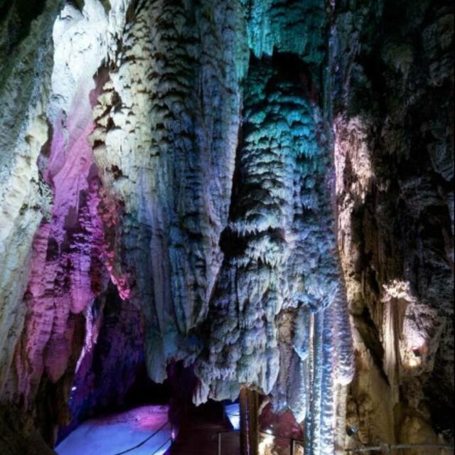 Höllgrotten Caves