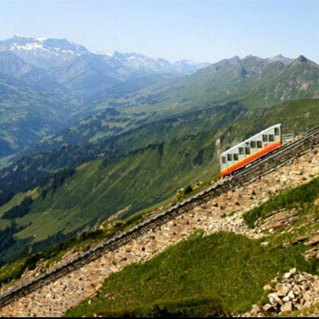 The Niesenbahn