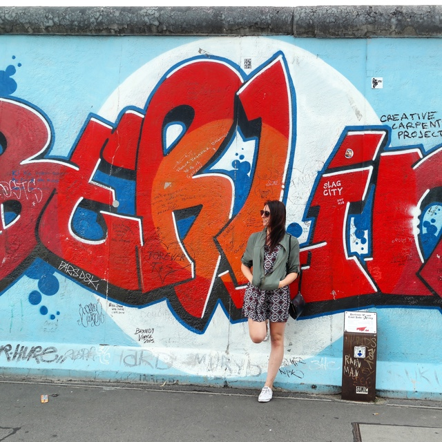 Tour the East Side Gallery
