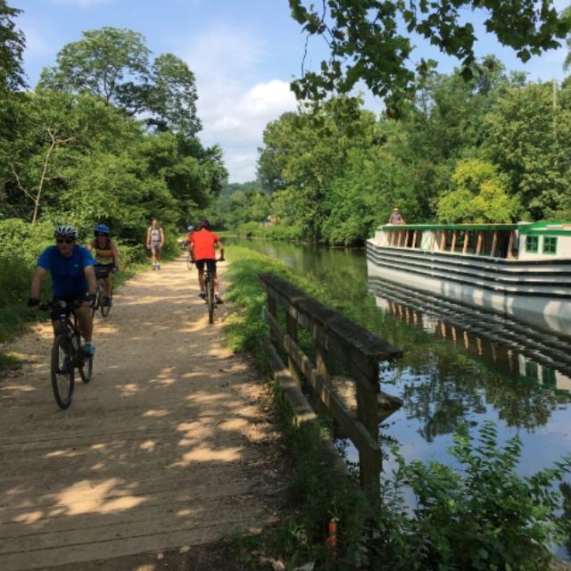 Walk, Run or Cycle the C&O Canal Trail
