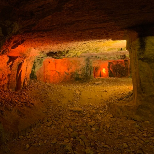 Zedekiah's Cave