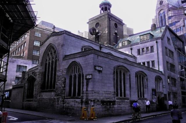 St Olave Hart Street
