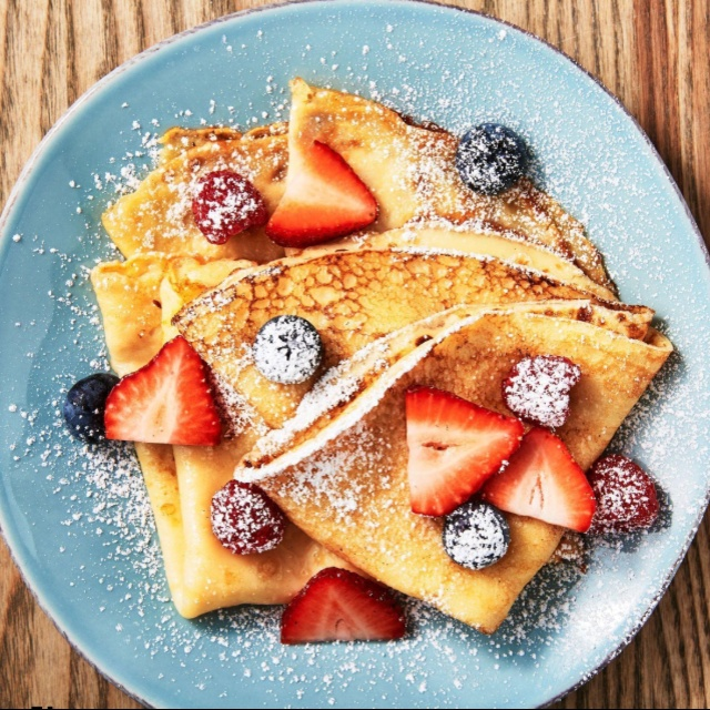 Eat a Crepe in France