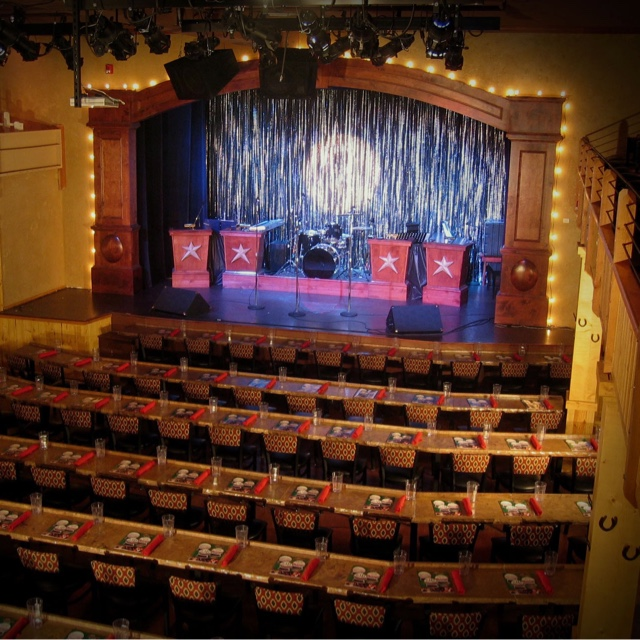 Watch a Play at the Deseret Star Playhouse