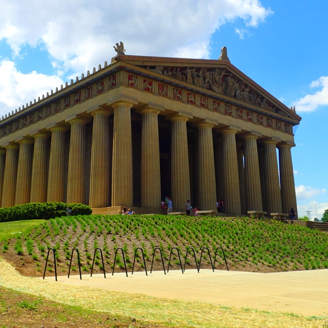 Tour the Nashville Parthenon