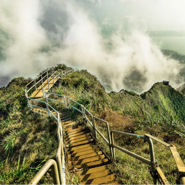 Hike the Stairway to Heaven