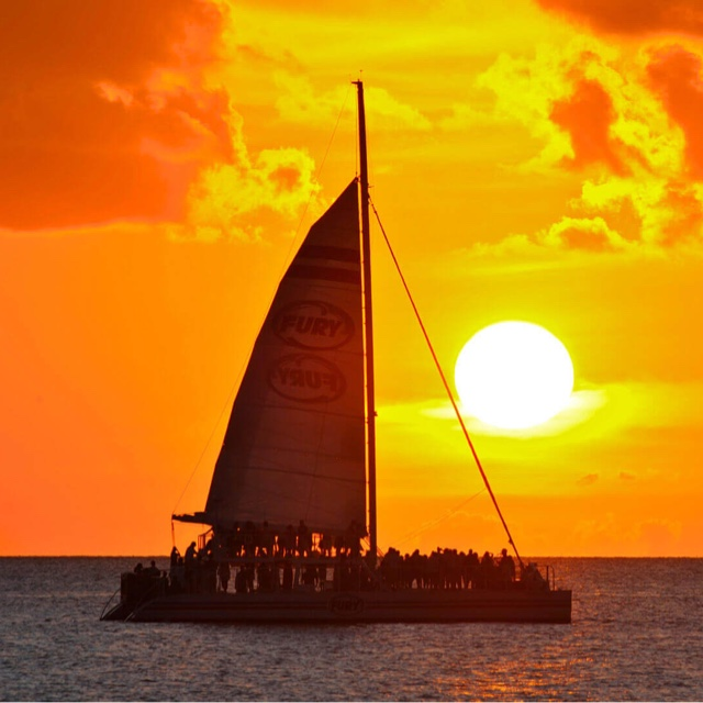 Sail on a Sunset Cruise