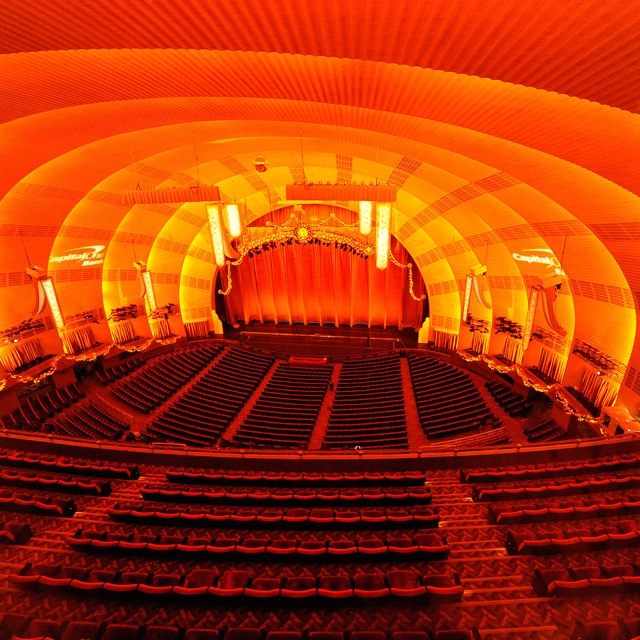 Attend a Show at Radio City Music Hall
