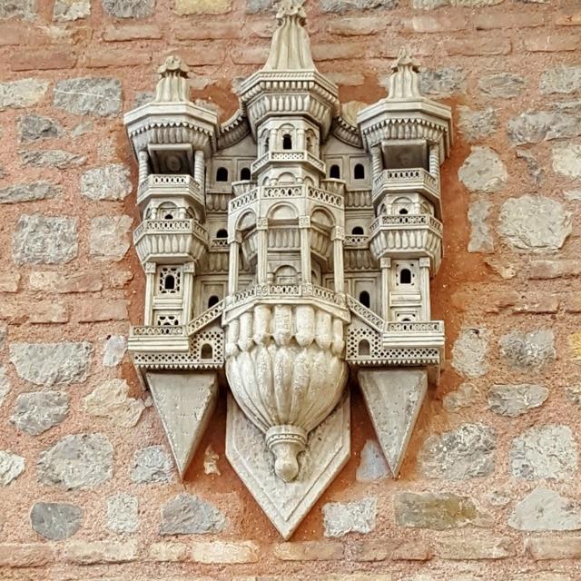 Ottoman Bird Palaces