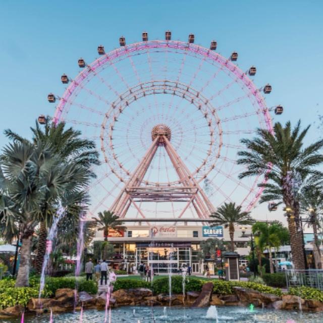 Ride the Orlando Eye