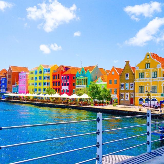 Wander Through Willemstad