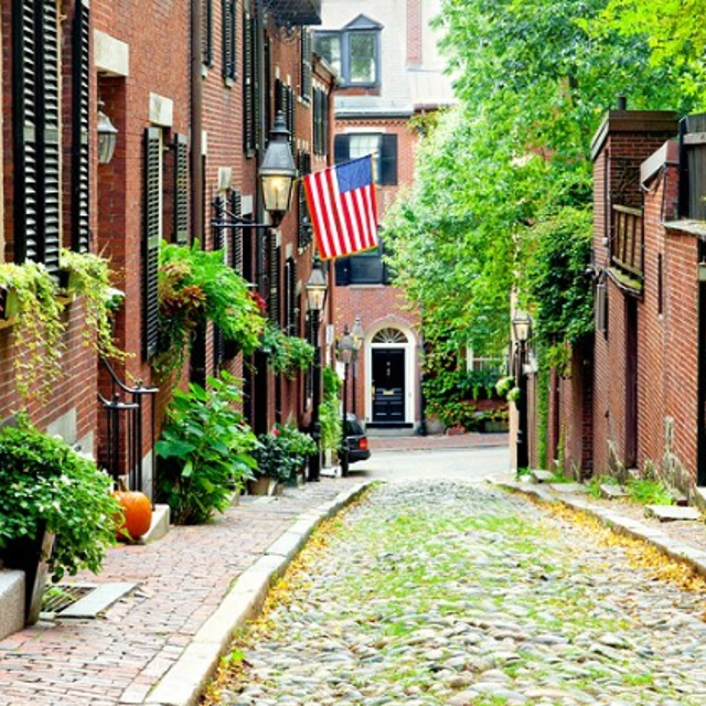 Beacon Hill and the Black Heritage Trail