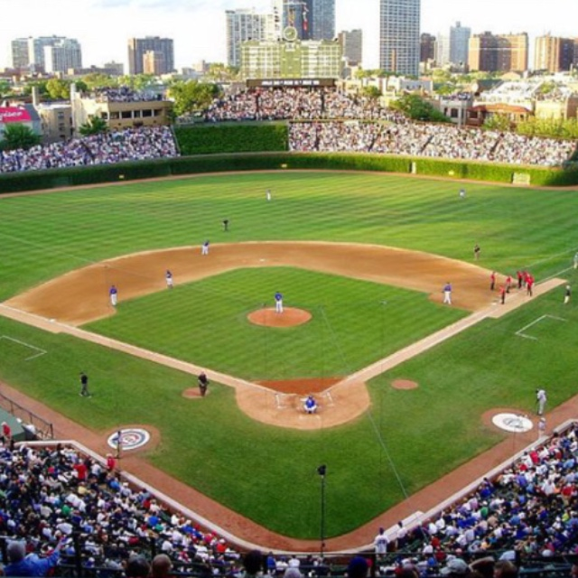 See a Game at Wrigley Field