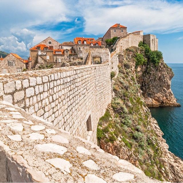 The Dubrovnik Walls
