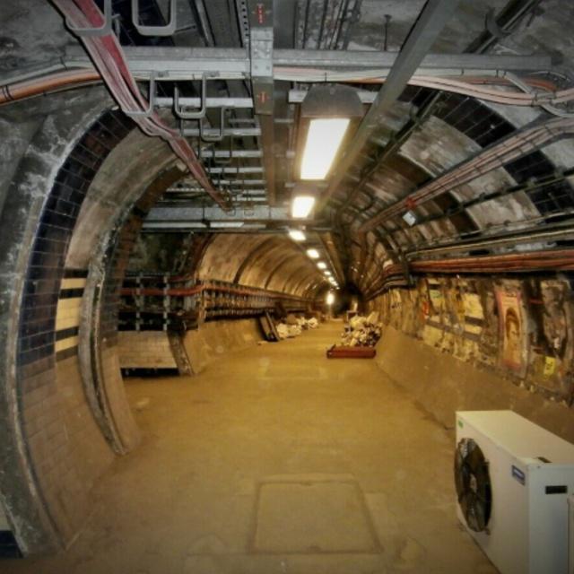 Euston's Lost Tunnels