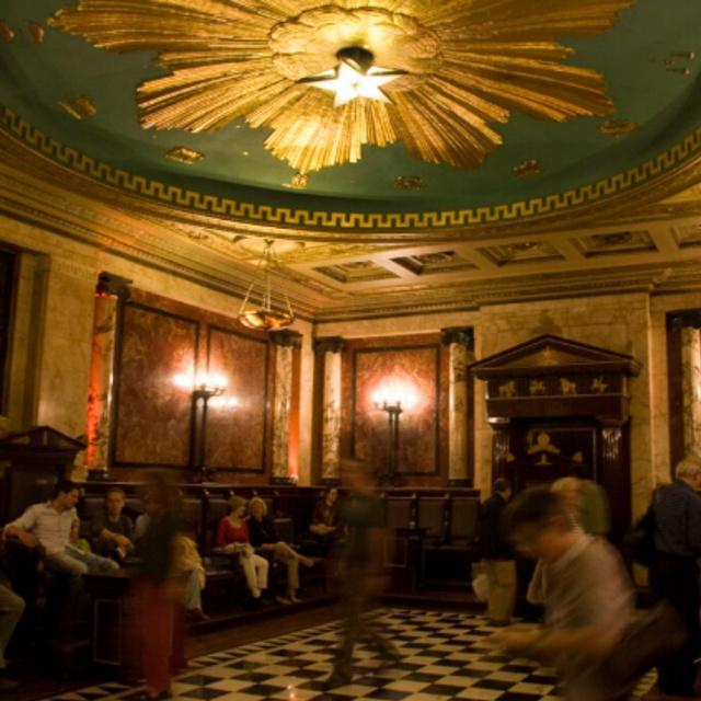 Masonic Lodge of the Andaz Hotel