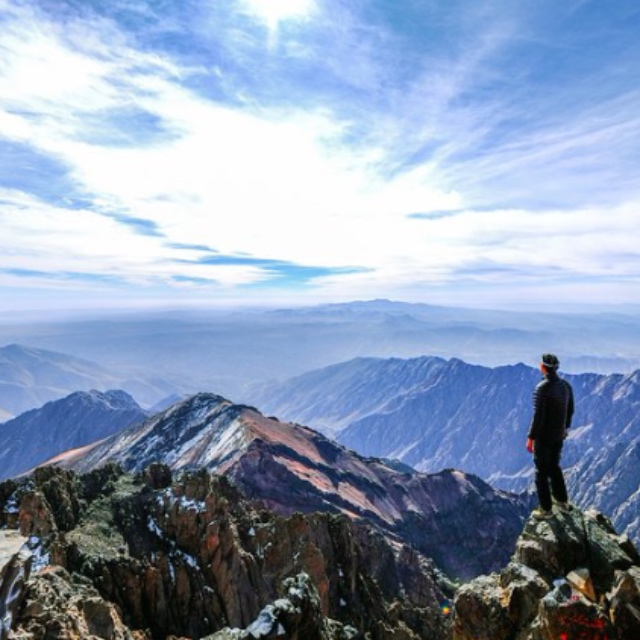 Hike Jebel Toubkal