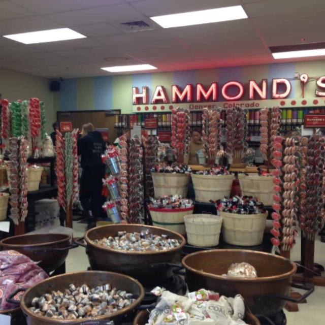 Hammond's Candy Factory Tour