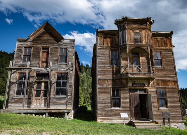 Visit a Ghost Town