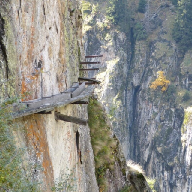 The Bisses of Valais