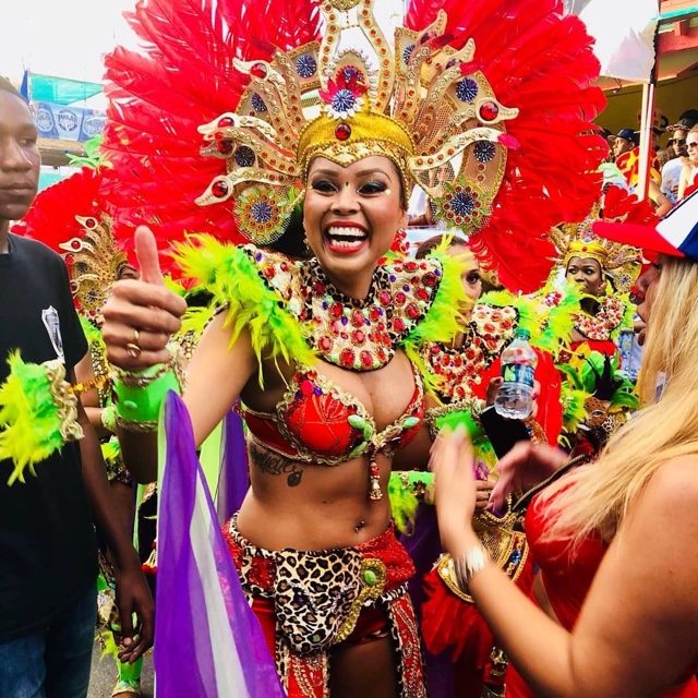 Attend the Curaçao Carnival