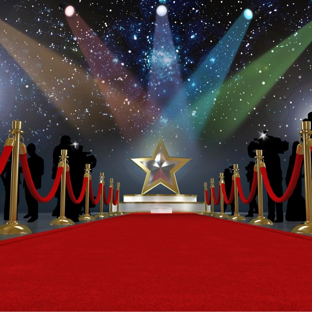 Walk the Red Carpet