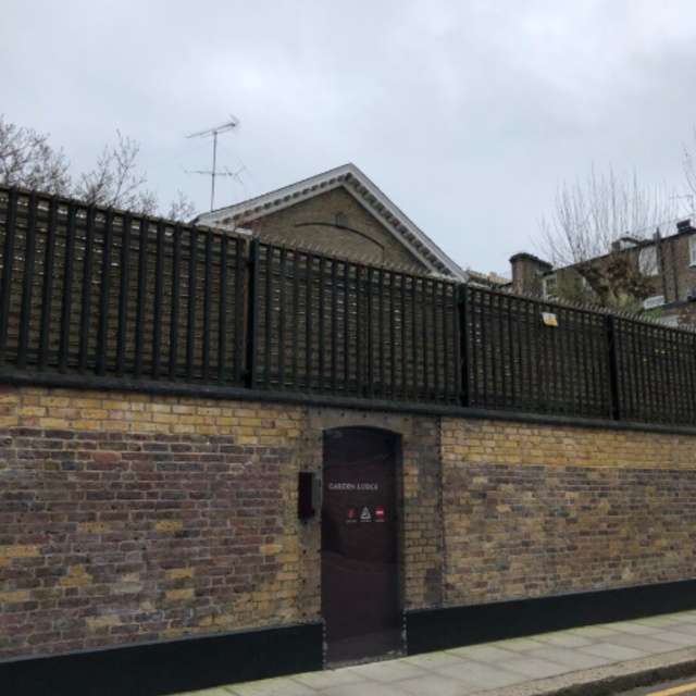 Freddie Mercury's Former Home and Studio