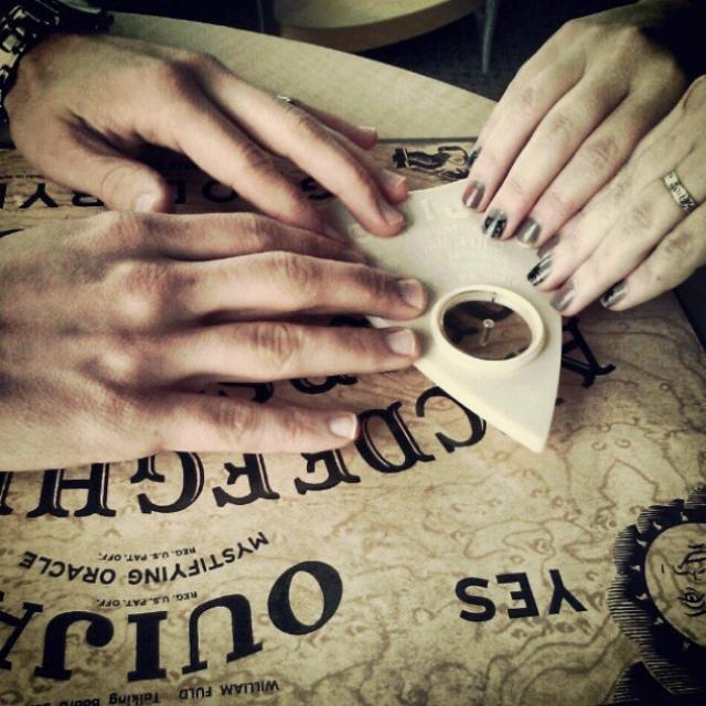 Use a Ouija Board