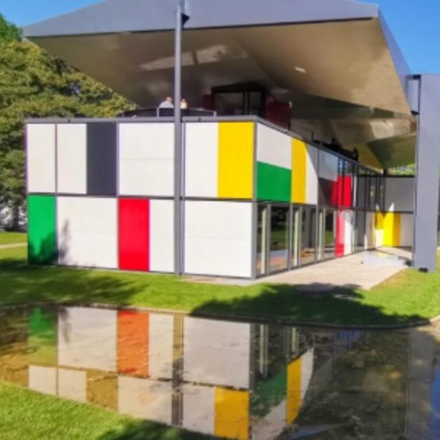 Pavillion Le Corbusier