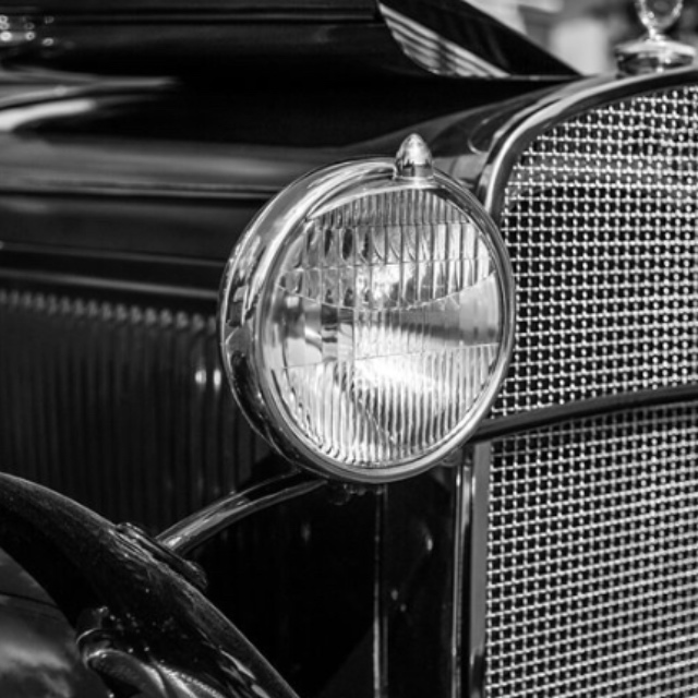 The Nethercutt Collection of Antique Cars