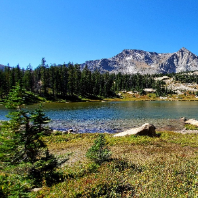Hike Wild Basin in Rocky Mountain National Park