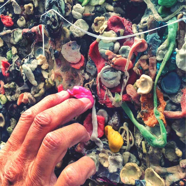 Visit the Gum Wall