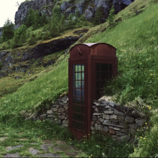 How's It Going - Phone Booth