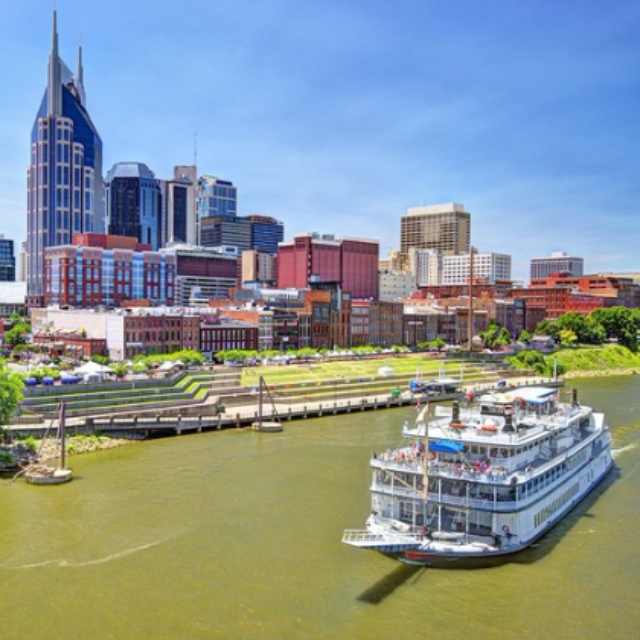 Cruise Down the Cumberland River on the General Jackson Showboat