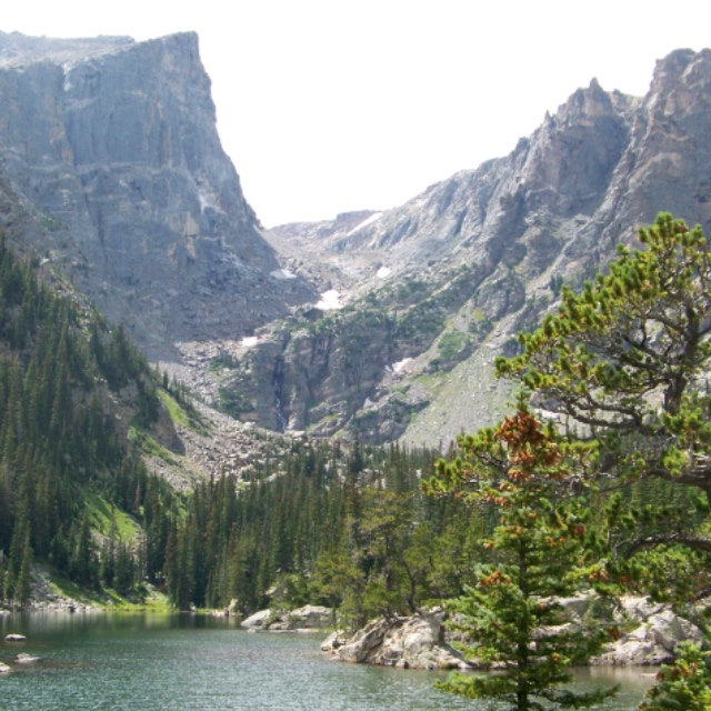 Overnight Backpack Hiking on the Continental Divide Trail
