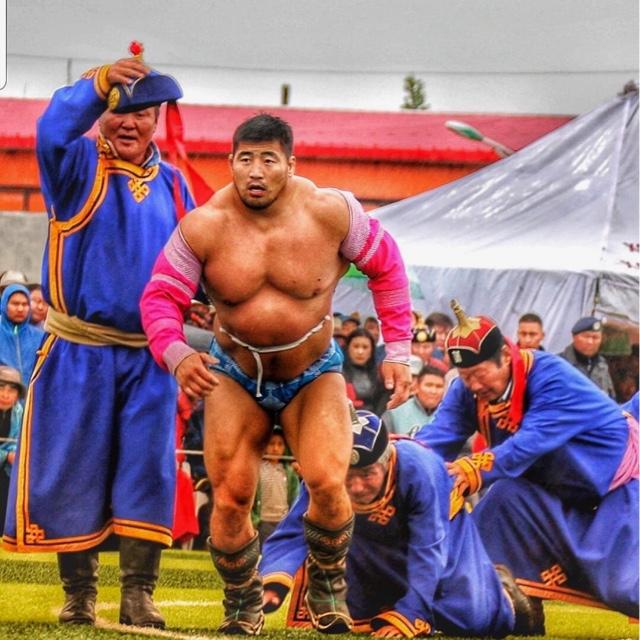 Experience the Naadam Festival