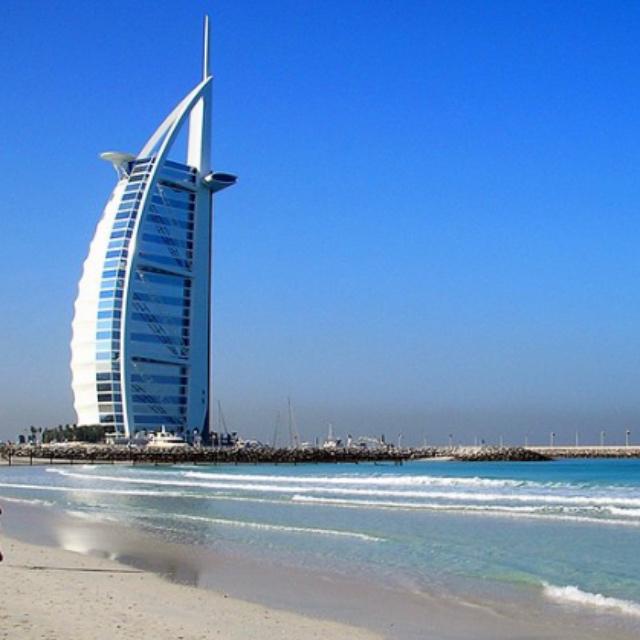 Burj al Arab the World's Tallest Hotel
