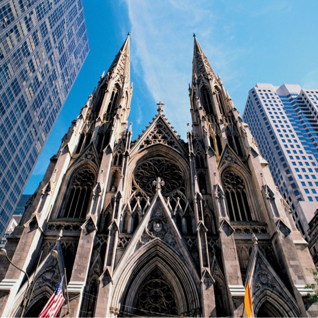 Visit St. Patrick's Cathedral