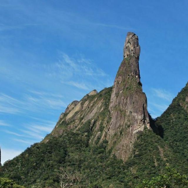 Finger of God Rock Formation