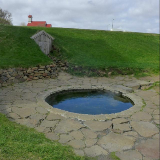 Snorralaug Hot Springs