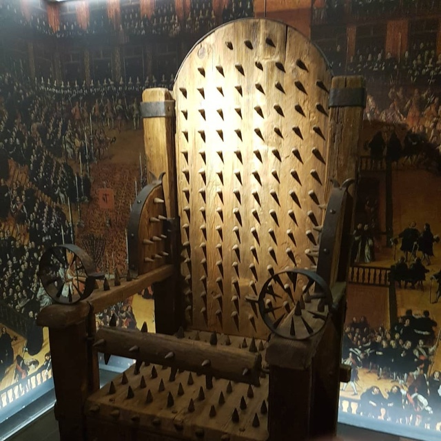 Visit the Torture Museum