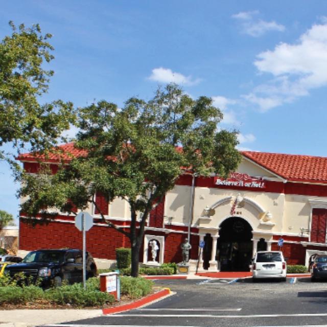 Ripley's Believe It or Not Museum in Orlando