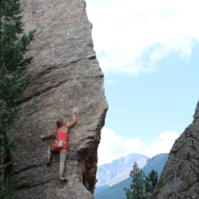 Rock Climbing the Colorado Rockies