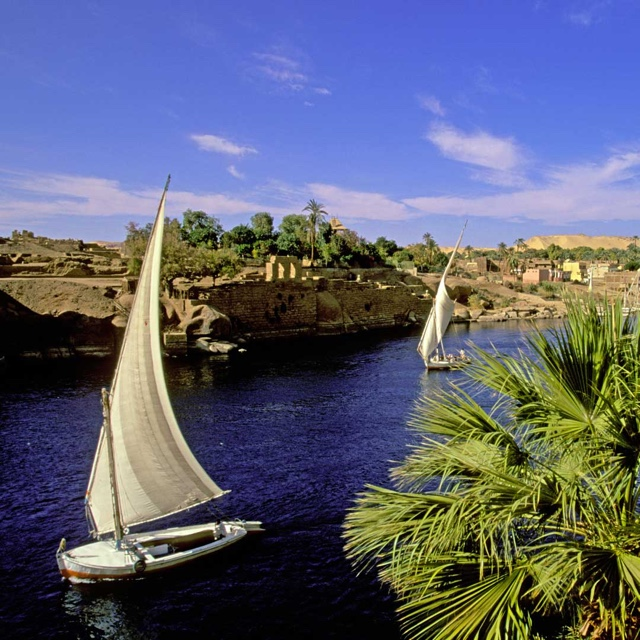 Cruise the Nile River