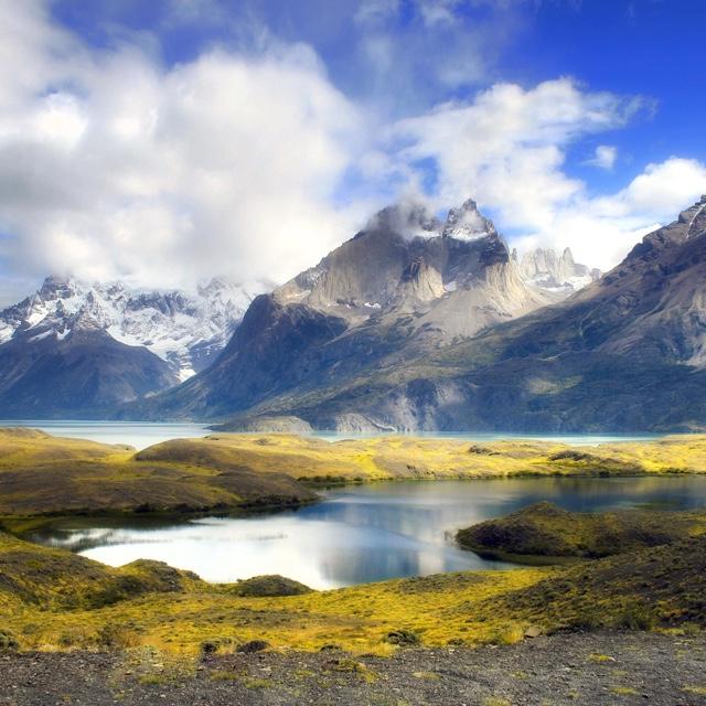 Hike through Patagonia