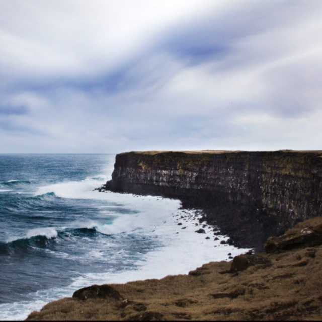 Krýsuvík Cliffs