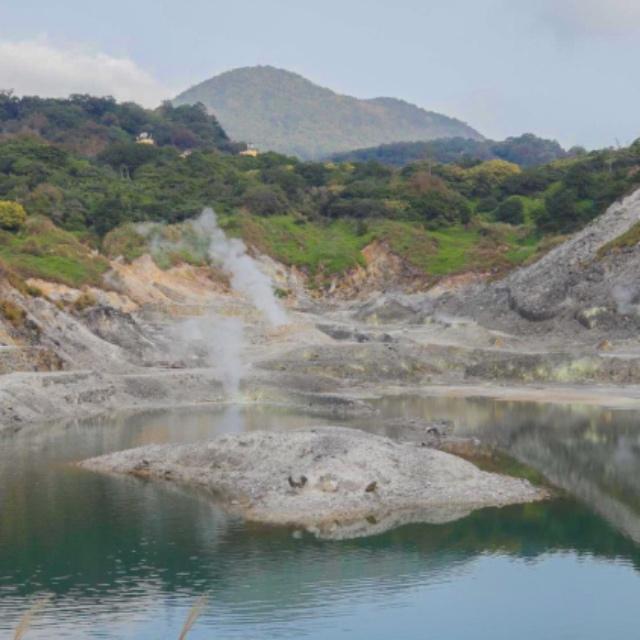 Yangmingshan National Park and Hot Springs