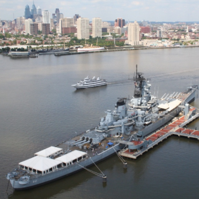 Battleship New Jersey Museum